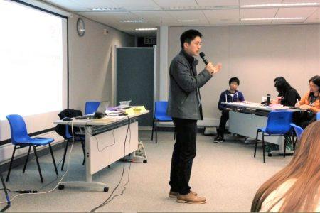 CDI Education in English Workshop